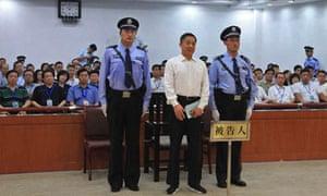 Bo Xilai sentencing
