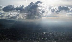 Bogota smog