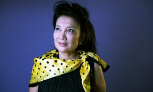 Jung Chang: 'I care deeply what happens in China but London is home'.