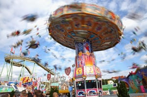 oktoberfest: The whirligig looks popular