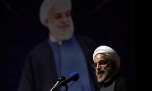 Hassan Rouhani, Tehran, 2/5/13