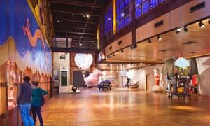 American Visionary Art Museum, Baltimore.