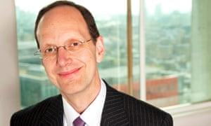 John Cridland, director general of the CBI.