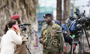 Terror Attack At Westgate Mall In Nairobi, Kenya