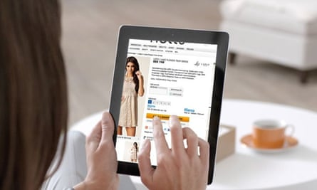 Klarna is a mobile checkout system