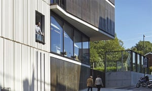 JW3 new Jewish cultural centre, London