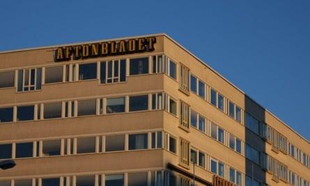 Aftonbladet office