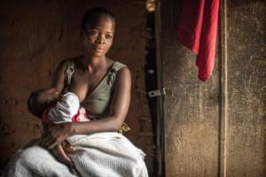 Making babies: Sola Mubisambo Solange