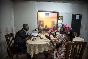 Making babies: Community Radio Station Vuvu Kieto
