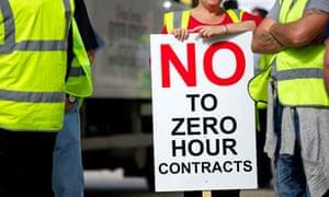 hovis wigan strikes zero hours contracts