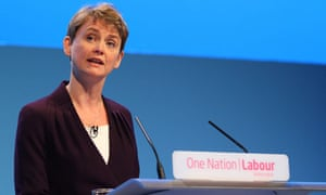 Yvette Cooper Labour party conference 2013