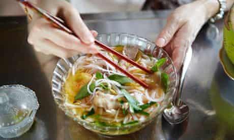 Pho: Vietnam's national dish
