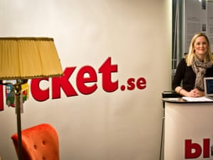 Blocket classifieds site