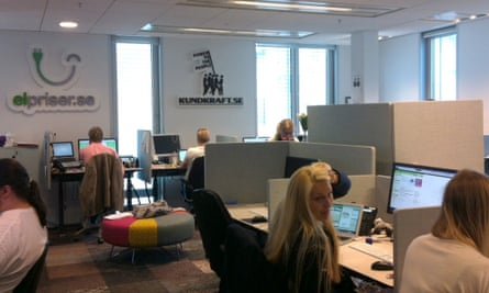 Schibsted's early-stage startups share its Stockholm office