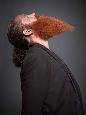 Beard championships: Full Beard Natural