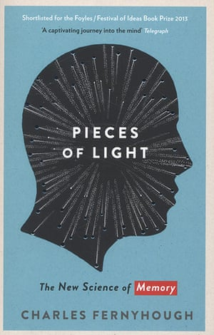Winton Prize: Pieces of Light by Charles Fernyhough, published by Profile Books
