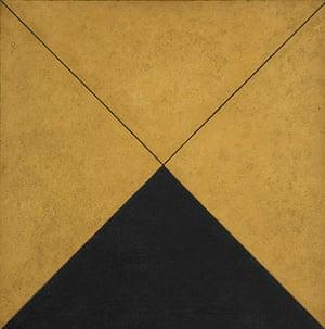 Mira Schendel: Untitled 1962