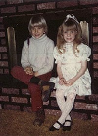 Kurt and Kim Cobain