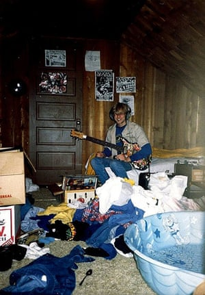Kurt Cobain S Childhood Home For Sale In Pictures