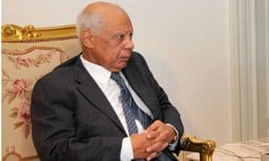 Hazam el-Beblawi, Egypt's PM
