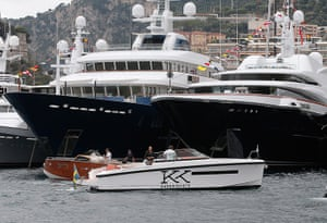 Yachts: Superyachts at the only boat show devoted exclusively to luxury yachting