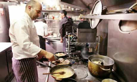 'Muslims love fine dining too' … Muayad Ali, the chef at La Sophia in west London.