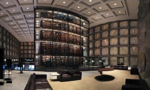 beinecke library yale