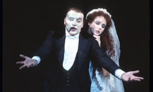 Phantom of the Opera Michael Crawford