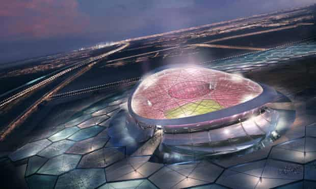 Lusail stadium, Doha