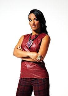 Doctor Who companions: Freema Agyeman