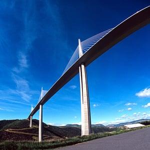 Ten best: The Millau Bridge