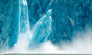 IPCC Melting Glaciers