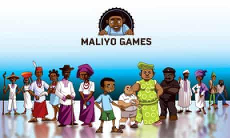 Maliyo Games characters