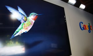 Google's latest 'Hummingbird' update aims to make Google smarter at understanding your conversational or natural language search.