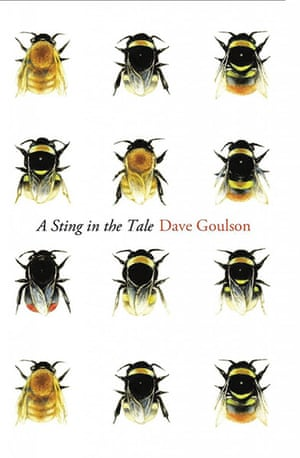 Samuel Johnson Prize: A Sting In The Tale, Dave Goulson (Jonathan Cape)
