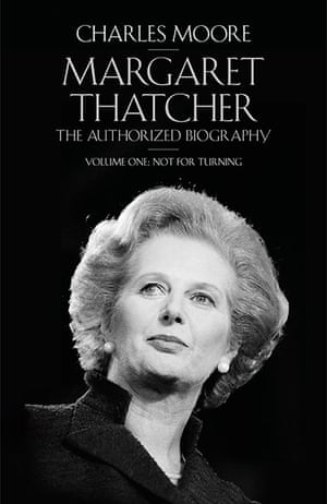 Samuel Johnson Prize: Margaret Thatcher: The Authorized Biography, Charles Moore (Allen Lane)