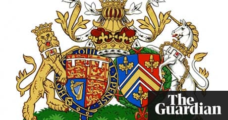 William And Kates New Conjugal Coat Of Arms Is Revealed Uk News