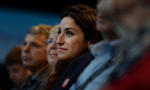 Shadow minister for Energy and Climate Change Luciana Berger