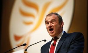 Ed Davey MP
