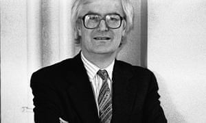 Hugo Young in 1992