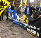 Scottish independence march 1 140