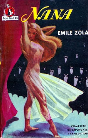 Banned books: Nana by Emile Zola