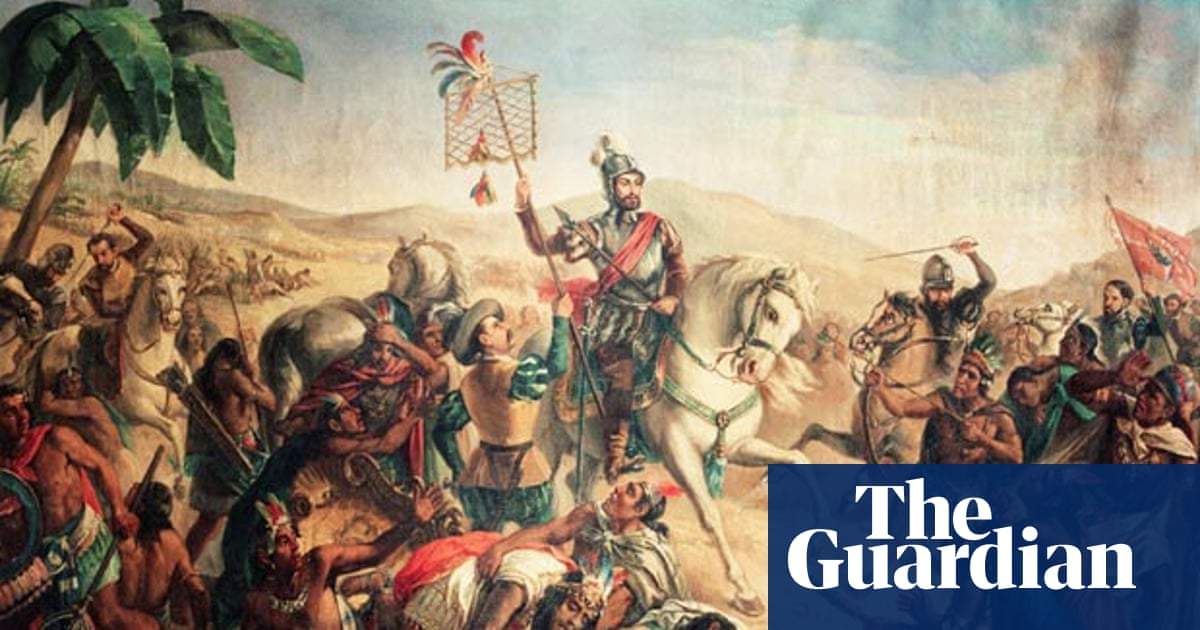 Conquistadors Sacrificed And Eaten By Aztec Era People Archaeologists Say World News The Guardian
