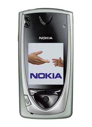 Nokia timeline: 2002: Nokia 7650