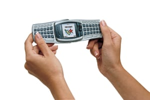 Nokia timeline: 2002: Nokia 6800 which supports MMs and Java technology and has a colour di