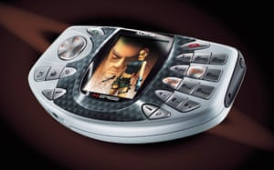 Nokia timeline: 2003: Nokia N-Gage mobile phone and handheld game system
