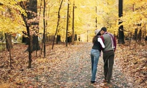 letter format examples 40 days of dating would you go out and with an 22833 | Couple walking in a wood 008