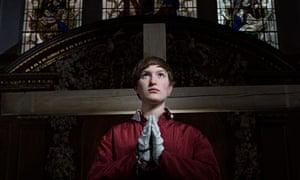 Sophie Crawford in Pope Joan