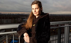 Louise Brealey, actor and writer of Pope Joan