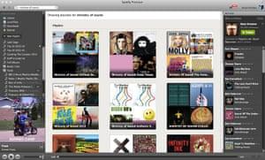 Spotify Ministry of Sound playlists